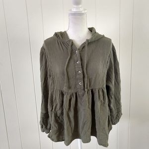 Umgee olive top